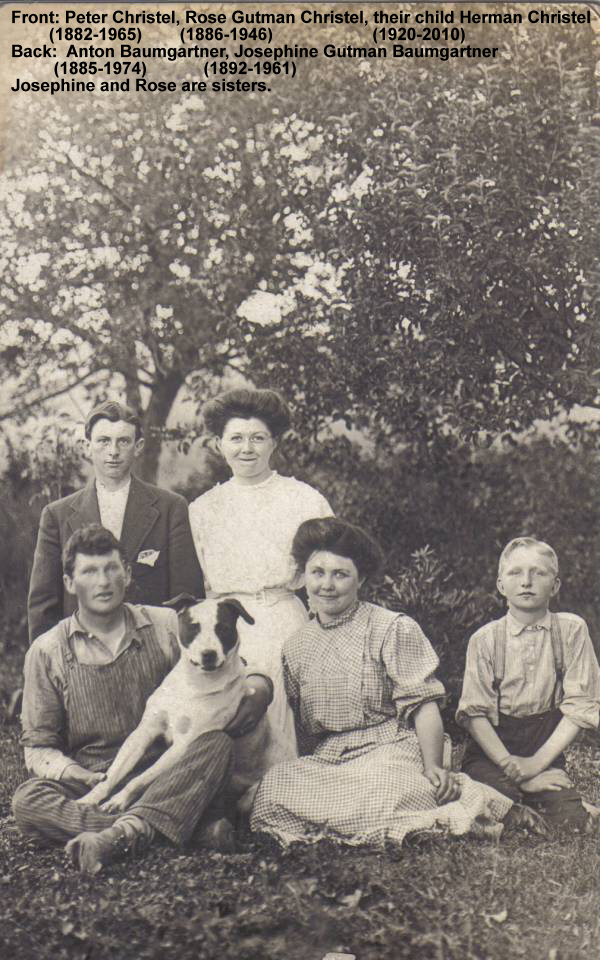 marie tetzlaff family
