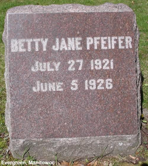 1926  betty jane