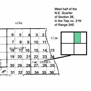 how to know land survey number