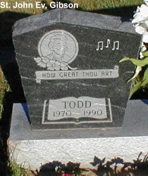 Cemetery 30 St Johns Ev Lutheran Church Manitowoc County