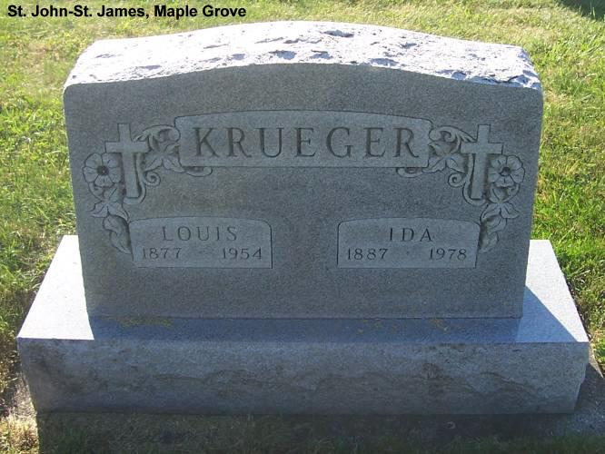 Cemetery #53 St  John/St  James Ev  Lutheran Church